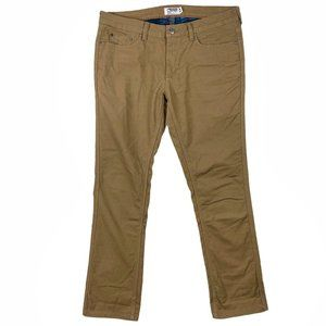 Mountain Khaki's Camber 106 Classic Fit Lined Pant
